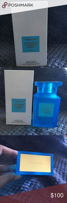 Tom Ford Mandarino Di Acqua perfume Tom Ford Mandarino Di Amalfi Acqua perfume new Tom Ford Other