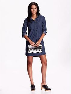 womens-chambray-shirt-dresses-dark-wash-2.jpg (260×345)
