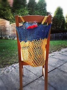 Häkelmarkttasche   Etsy Crochet Market Bag, Cotton Lights, Boho, Wicker, Presents, Etsy, Marketing, Outdoor Decor, Stuff To Buy