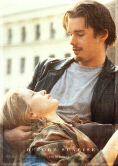 Before Sunrise - favorite movie in a long time