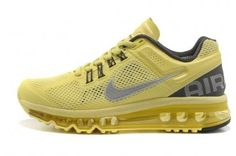 nike air max 2013 unisex green gray track shoes p 2075 Nike Factory Outlet, Nike Shoes Outlet, Nike Free Runs, Runs Nike, Air Max Sneakers, Sneakers Nike, Running Shoes On Sale, Workout Shoes, Nike Free Shoes