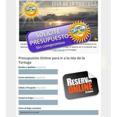 Isla de la Tortuga conoce nuestro sistema de #Presupuesto #Online #Automatizado . Ahora escoger su paquete y #recibir su presupuesto online es mucho más Fácil Rápido y Cómodo Funciona las 24 horas al día x  365 días al año. Visitala en Higueroteonline.com.escríbenos a higueroteonlie@gmail.com o al WhatsApp 0426.520.50.05  #isladelatortuga #islalatortuga #islasdevenezuela #playa #playas #arenitaplayita #Higuerote #Barlovento #Miranda #Venezuela #turismo #viajar #vacaciones #paquetes #paseos…