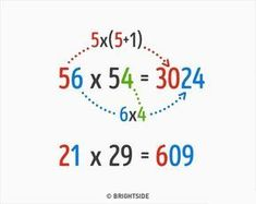9 Ingenious Math Tricks We Weren't Taught at School Math Worksheets, Math Activities, Mental Math Tricks, Multiplication Anchor Charts, Math Notes, Space Facts, Reading Habits, Basic Math, Science Facts