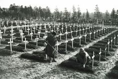 Another WWI cemetery.