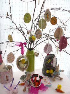 DIY Easter Party - Fête de Pâques  Vous aimez ? Likez l'article sur le blog, merci !!!
