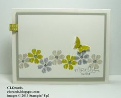 A Bloomin' Miracle! by CLOcards - Cards and Paper Crafts at Splitcoaststampers