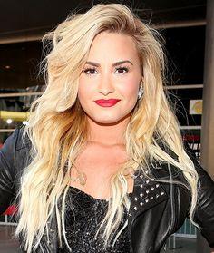 Demi Lovato's Hair Evolution   Billboard