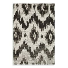 Loloi Rugs Revive Ivory/Charcoal Indoor Rug - BedBathandBeyond.com