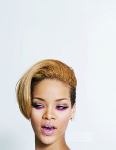 rihanna by william selden. for the guardian, november 2009.