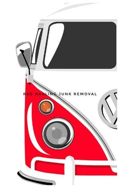 Trash Removal, Waste Removal, Junk Removal, Junk Hauling, Removal Services, Professional Services, Furniture Removal, White Aesthetic, Red And White
