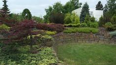 Zídky   www.lampart-mec.cz - Realizace zahrad