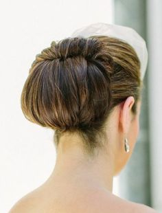 Wedding hairstyle idea; Featured Photographer: Love by Serena