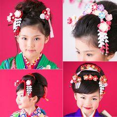 七五三の髪飾り~七歳編~ もうすぐ販売開始! 《京都 おはりばこ》つまみ細工と和こものの店 スタッフブログ