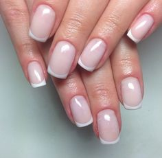 French tip