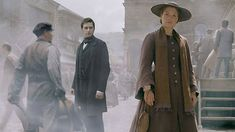 North and South- a wonderful series based on the Elizabeth Gaskell book.