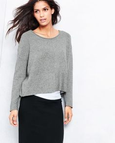 everything, please. especially the arms. Eileen Fisher Organic ...