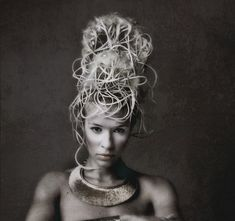 The Winner and Visionary Award Finalists from London's 2012 Alternative Hair Show. | if it's hip, it's here