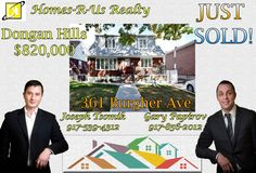 Just Sold ! - 361 Burgher Ave