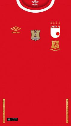 Santa Fe kit home Soccer Kits, Football Wallpaper, Football Players, Real Madrid, Team Logo, Iphone Wallpaper, Joker, Converse, Wallpapers
