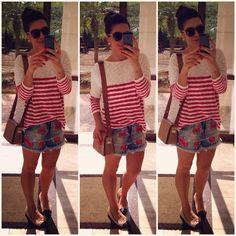 Meus looks no insta Trend Alert Street Style Mari Looks