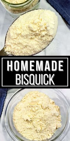 Fun Easy Recipes, Quick Easy Meals, Best Sauce Recipe, Homemade Dry Mixes, Biscuit Mix, Bisquick Recipes, Homemade Biscuits, Wonderful Recipe, Food For A Crowd