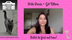 Need Writing Motivation? Like Kittens? Write Words & Get Kittens