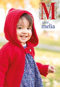wee Melia pattern available from ysolda.com