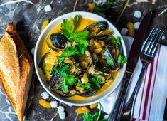 Vulcano Mussels from Chef Dakota Weiss