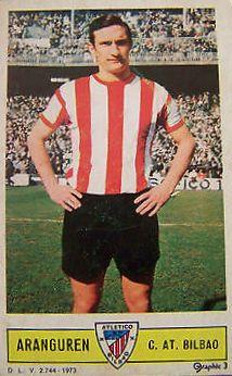 ARANGUEREN (A. Bilbao - 1973)