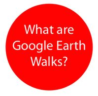Google Earth Walks challenge students to solve real life problems literally around the globe.