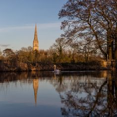 #Wiltshirehour Another mellow evening in Salisbury