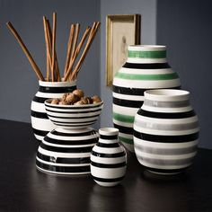 omaggio fab stripes