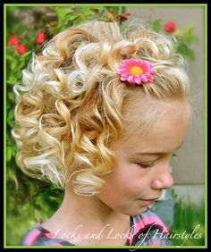 Locks and Locks of Hairstyles: Quick and Easy Video Tutorials: No-Heat Curls -- Sponge Rollers