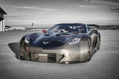 Built to meet all FIA rules and regulations, the Callaway Corvette C7 GT3-R is as track-ready a 'vette as you'll find. The race car is the result of roughly two years of hard work, requiring design, development, and fabrication of...