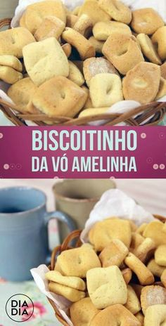 Biscoito da Vó Amelinha
