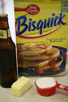 Bisquick® Beer Bread - Betty Crocker Beer bread