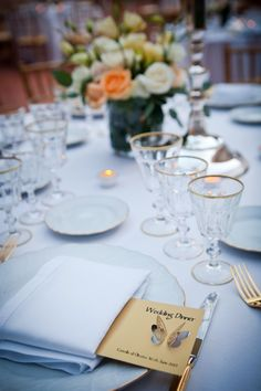 Tuscan wedding - photo courtesy of Carlo Giorgi Associates. wedding by Rossana