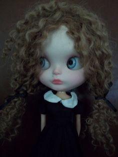 OOAK Custom Blythe Doll Fay by ArtDollKeepsakes on Etsy