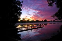 Most Minnesota resorts and lodges are located by a lake. Swimming and fishing are traditional parts of the Minnesota resort experience. Beautiful sunsets guaranteed.