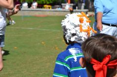 Does your field day need an overhaul? Try these five trendy activities to spice it up.  Cheetoah Head