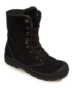 680011361c56 Refresh Black Evan Boot - Women