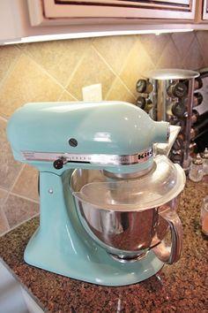 Ice Blue Kitchenaid Mixer Aqua Sky on ice vs. aqua stand mixer, kitchenaid hand mixer aqua sky, martha stewart aqua sky,