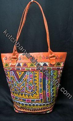1038989f89 Handmade embroidery leather banjara handbags, banjara clutches, banjara  Clutchbags, banjara clutchbag, kutchi embroidery bags