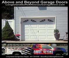Dix Hills, Commercial Garage Doors, Residential Garage Doors, Nassau County, Garage Door Repair, Long Island Ny, Above And Beyond