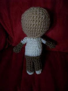 A great basic amigurumi doll.  You could start here and create numerous dollies.