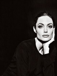Angelina Jolie by Annie Leibovitz portrait photography - Google Search
