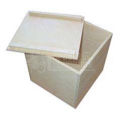 Фанерные ящики, ящик фанерный купить в Москве, деревянный ящик BrooKlinbox
