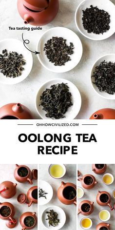 Oolong is a great herbal tea drink consumed by many tea drinkers around the world. It has amazing benefits and is very easy to prepare and enjoy on any given day. If you want to learn how to properly make oolong tea, learn from a tea sommelier and follow this step-by-step guide. Click to start.