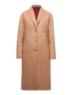 FEMALE CAMEL COAT Press stud closure long coat Camel Coat, Duster Coat, Street Wear, Female, Womens Fashion, Jackets, Closure, Down Jackets, Streetwear