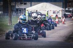 Classic Kart Racing at Race Retro 2016